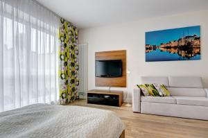 Old Town by Welcome Apartment, Apartmány  Gdaňsk - big - 35