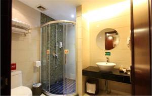 Ripple Hotel Foshan Beijiao Midea HQ (Former Shunde Gold Coast Hotel), Hotely  Shunde - big - 21