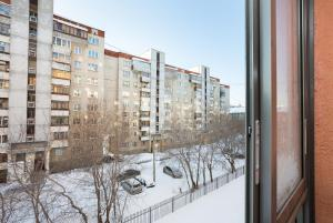 Apartments Etazhi na Kosmonavtov, Appartamenti  Ekaterinburg - big - 4