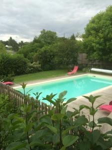 Le Figuier, Bed & Breakfasts  Sainte-Maure-de-Touraine - big - 25