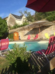 Le Figuier, Bed & Breakfasts  Sainte-Maure-de-Touraine - big - 1