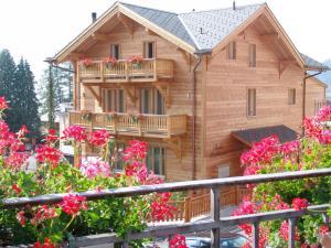 Chalet Balthazar Apt. 3, Apartmány  Villars-sur-Ollon - big - 1