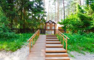 Туристическая база Виштынец, Загородные дома  Yagodnoye - big - 8