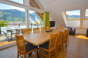 Apartment S&P 3 by Alpen Apartments, Ferienwohnungen  Zell am See - big - 6