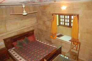 Hotel Deep Mahal, Bed & Breakfast  Jaisalmer - big - 12