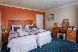 Melville Hall Hotel and Utopia SPA, Hotels  Sandown - big - 18