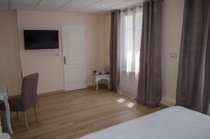 Hôtel Lac Et Forêt, Hotels  Saint-André-les-Alpes - big - 45