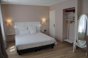 Hôtel Lac Et Forêt, Hotels  Saint-André-les-Alpes - big - 47