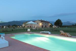 Il Grifone A Cortona Residence, Apartmánové hotely  Cortona - big - 38