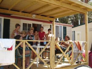 Mobile Homes Camping Biograd, Villaggi turistici  Biograd na Moru - big - 33