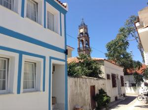 Stafilia Hotel Adult Only, Hotely  Bozcaada - big - 27