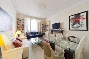 onefinestay - South Kensington private homes II, Apartmány  Londýn - big - 111