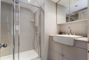 onefinestay - South Kensington private homes II, Apartmány  Londýn - big - 100