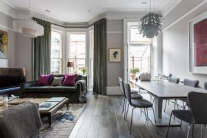 onefinestay - South Kensington private homes II, Apartmány  Londýn - big - 102
