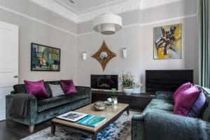 onefinestay - South Kensington private homes II, Apartmány  Londýn - big - 132