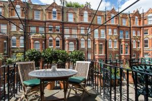 onefinestay - South Kensington private homes II, Apartmány  Londýn - big - 108