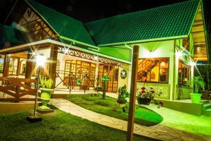 Pousada Villa Da Montanha, Penzióny  São Bento do Sapucaí - big - 88