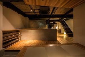 Hostel Kaniwa, Hostelek  Mijadzsima - big - 10