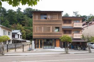 Hostel Kaniwa, Hostelek  Mijadzsima - big - 6