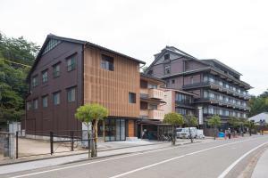 Hostel Kaniwa, Hostelek  Mijadzsima - big - 1
