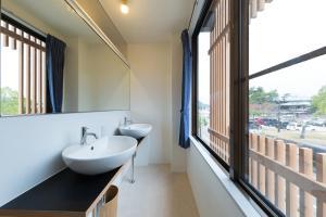 Hostel Kaniwa, Hostelek  Mijadzsima - big - 17