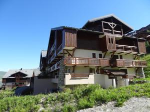 Balcon Des Pistes, Apartmány  Les Deux Alpes - big - 22