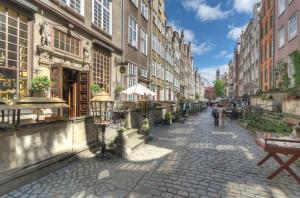 Old Town by Welcome Apartment, Apartmány  Gdaňsk - big - 173
