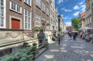 Old Town by Welcome Apartment, Apartmány  Gdaňsk - big - 174