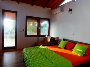 Karali Apartments, Apartmány  Lagadin - big - 37