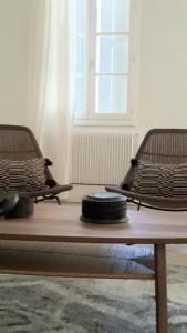 La Merci, Chambres d'hôtes, Bed & Breakfast  Montpellier - big - 8