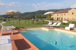 Il Grifone A Cortona Residence, Apartmánové hotely  Cortona - big - 35