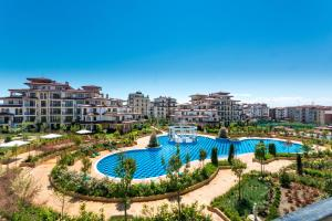 Apartmán Apart Complex Poseidon Nesebar Bulharsko
