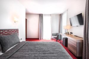 Viešbutis Simpatija, Отели  Друскининкай - big - 38