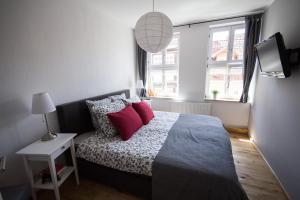 Apartmenthaus Seiler, Appartamenti  Quedlinburg - big - 62