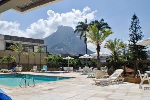 LinkHouse Beachfront Apart Hotel, Apartmanok  Rio de Janeiro - big - 153