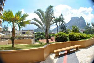 LinkHouse Beachfront Apart Hotel, Apartmanok  Rio de Janeiro - big - 6