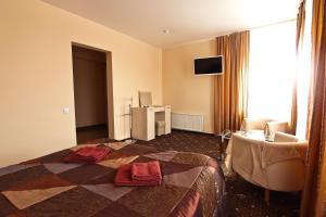 Korela Hotel, Szállodák  Priozerszk - big - 7