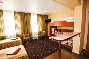 Korela Hotel, Szállodák  Priozerszk - big - 5