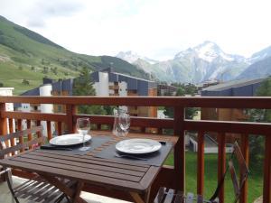 Meijotel B, Apartmány  Les Deux Alpes - big - 9