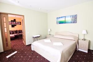 Korela Hotel, Szállodák  Priozerszk - big - 26