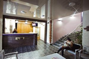 Korela Hotel, Szállodák  Priozerszk - big - 45