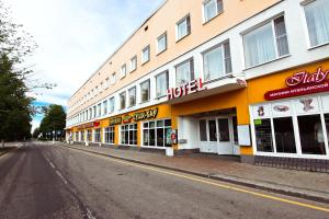 Korela Hotel, Szállodák  Priozerszk - big - 48