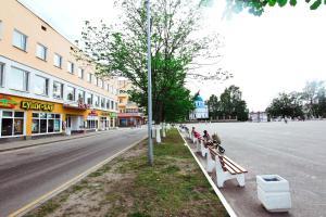 Korela Hotel, Szállodák  Priozerszk - big - 47
