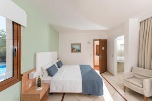 Sirios Village Hotel & Bungalows - All Inclusive, Szállodák  Káto Daráco - big - 42