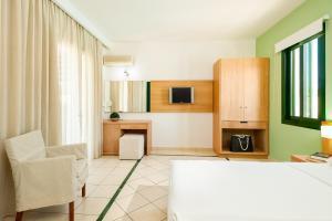 Sirios Village Hotel & Bungalows - All Inclusive, Szállodák  Káto Daráco - big - 50