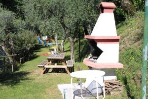 La Villa Fasano, Aparthotely  Gardone Riviera - big - 49