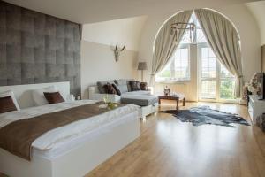 Villa Grande - Apartmány, Apartmány  Olomouc - big - 48