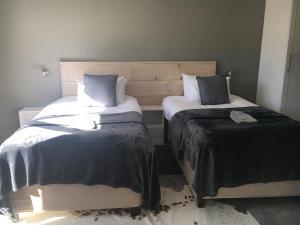 Tweepersoonskamer met 1 of 2 Bedden - Douche