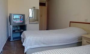 Golden Beach Hotel, Szállodák  Didim - big - 26