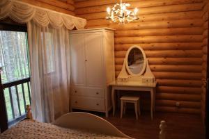 Cottage na beregu Volgi v klubnom poselke